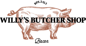 Willy's Butcher Shop bacon