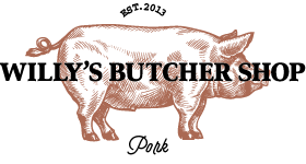 Willy's Butcher Shop pork